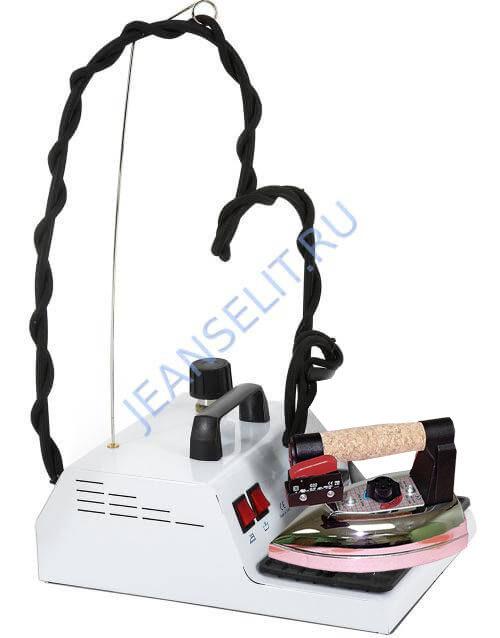 Парогенератор с утюгом для дома VTO PROFF 054
