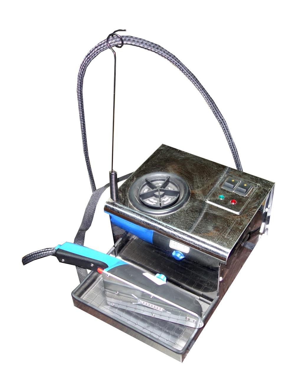 Вертикальный отпариватель vto Basic Iron Brash