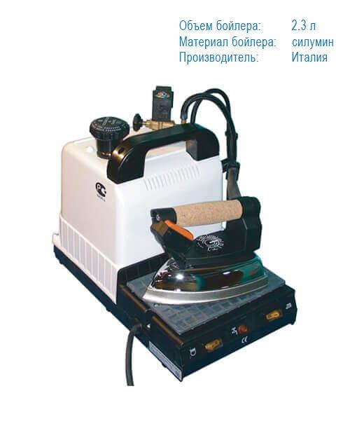 Парогенератор с утюгом для дома VTO 2,3 Italy
