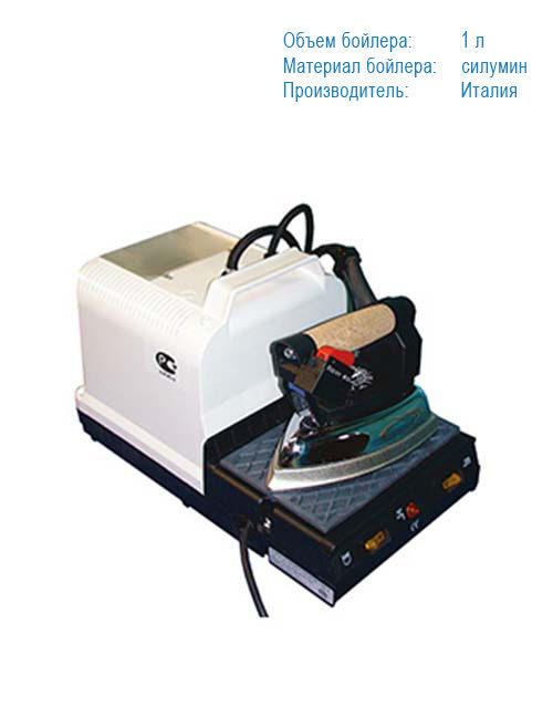 Парогенератор с утюгом для дома Stirolux VTO 1.1 Italy